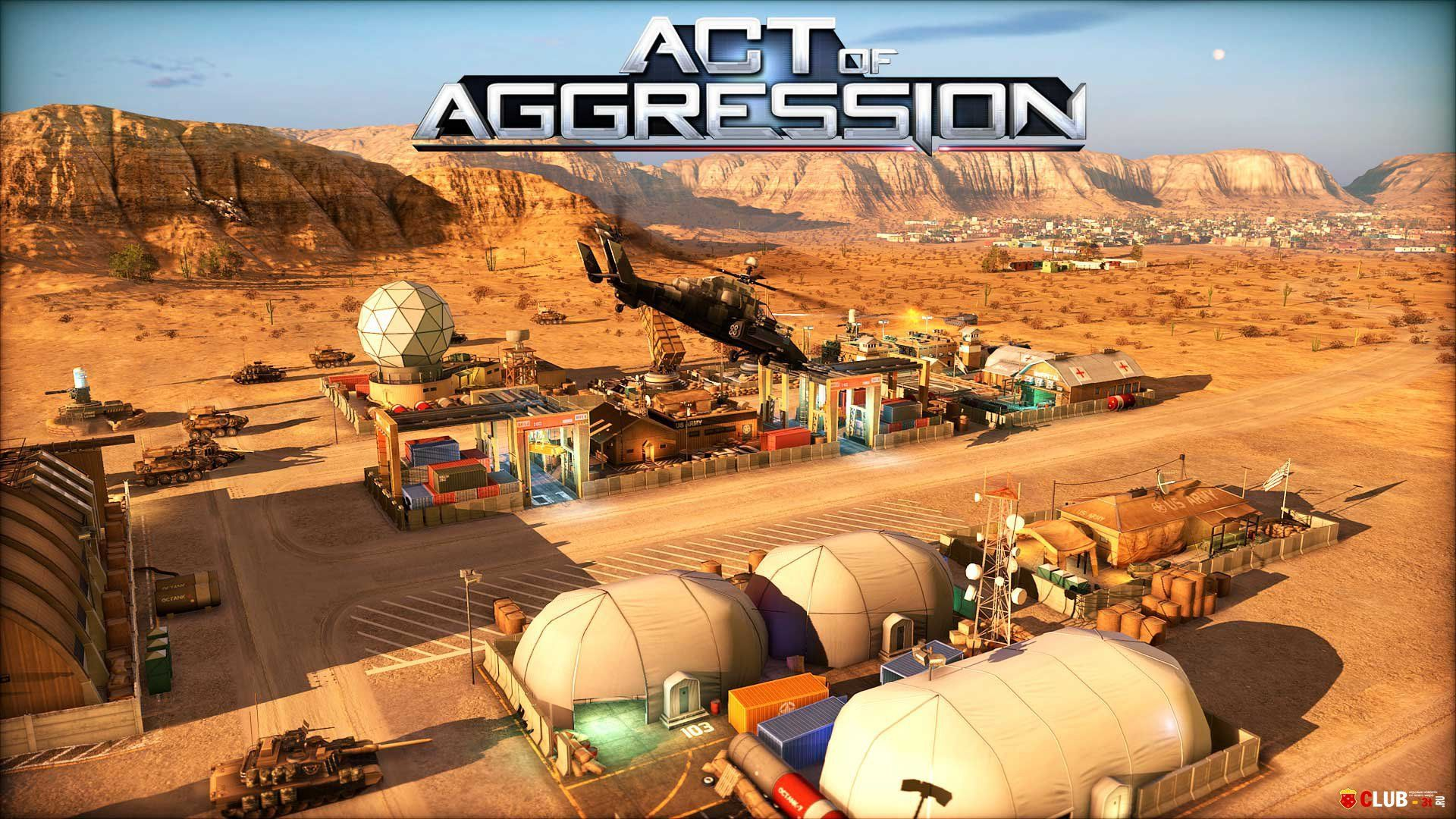 Act of Aggression Sistem Gereksinimleri