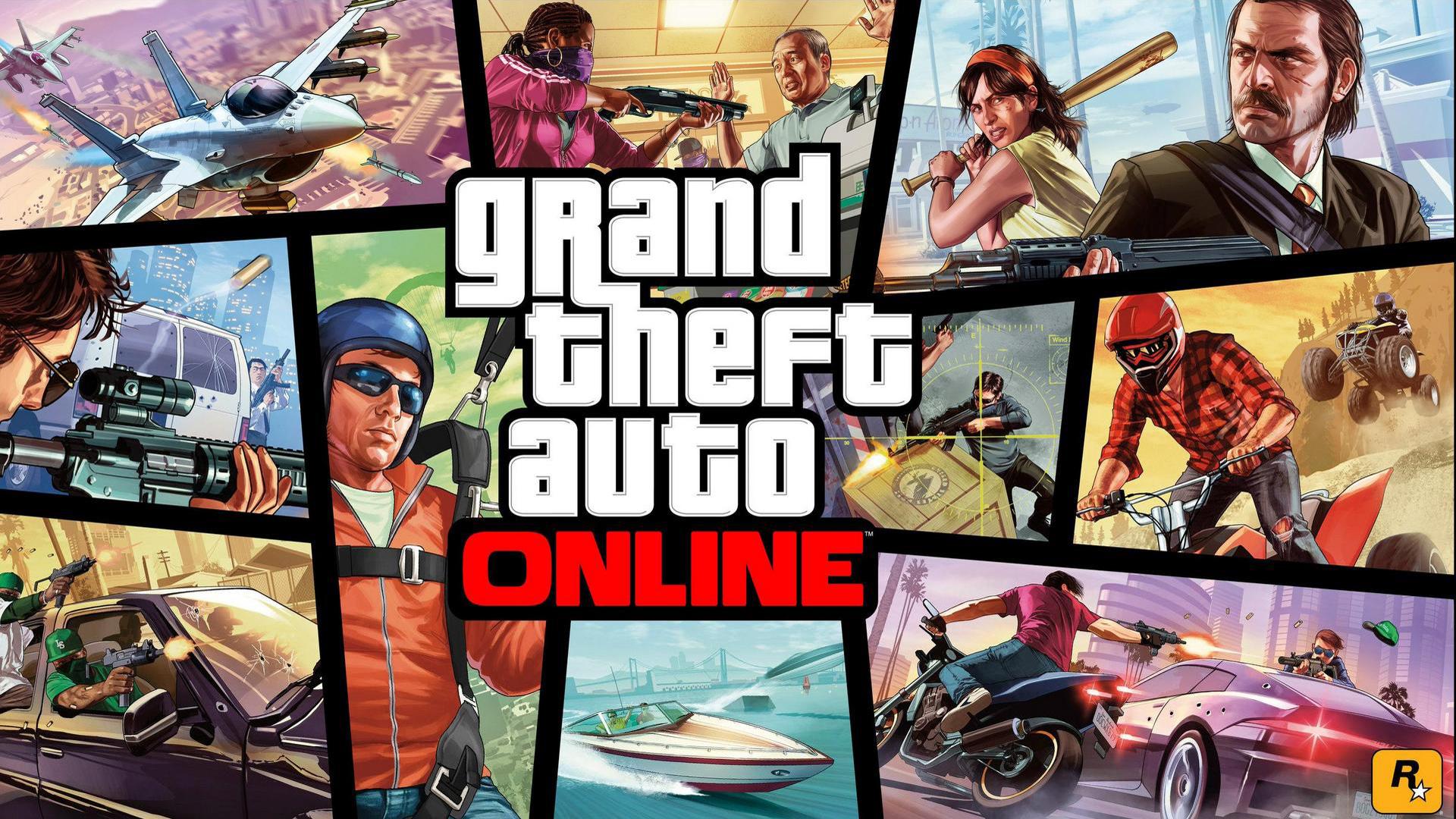 GTA 5 Online Sistem Gereksinimleri