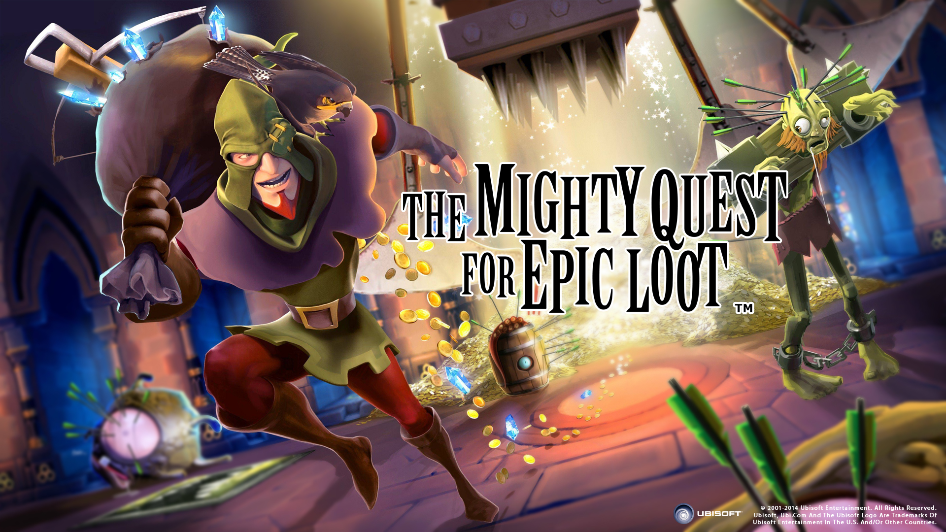 The Mighty Quest For Epic Loot Sistem Gereksinimleri
